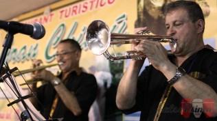 La orquesta del Mocho Bustamante estuvo excelente. (Foto: Salserísimo Perú)