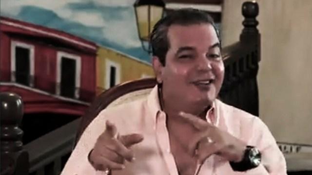 El vocalista Darvel García es el protagonista del reciente videoclip lanzado por la Sonora Ponceña. (Captura/DM Producciones)