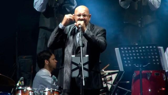 Óscar D' León en la edición 5 de Una Noche de Salsa. (Foto: Salserísimo Perú)