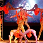 'Del tango a la salsa', un show profondos para niños bailarines de Cali