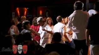 El público disfrutó de cada canción durante el concierto. (Foto: Salserísimo Perú)