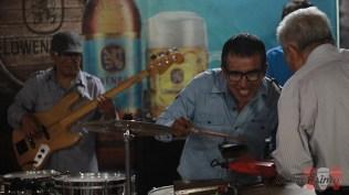 Varias orquestas se dieron cita para apoyar al timbalero peruano. (Foto: Salserísimo Perú)
