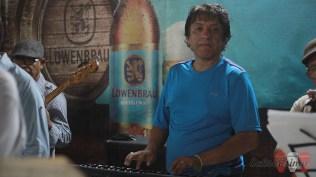 Lucho Cueto también estuvo presente en el evento solidario. (Foto: Salserísimo Perú)