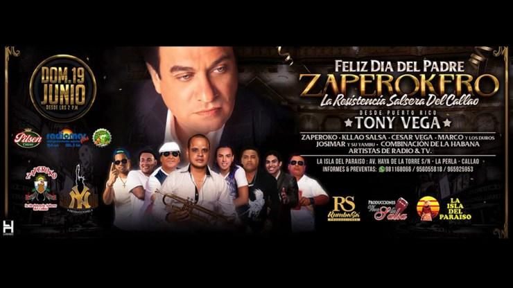 Este es el afiche del concierto que circula por redes sociales.