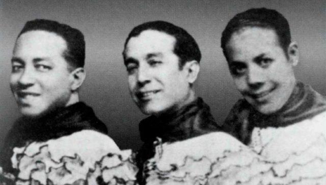 Rafael Cueto, Miguel Matamoros y Siro Rodríguez, integrantes del popular Trío Matamoros. (Foto: Captura de Youtube)