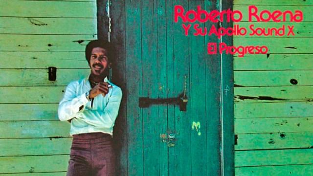 Luego de su paso por Cortijo y su Combo y El Gran Combo de Puerto Rico, Roberto Roena alzó vuelo formando su Apollo Sound. (Foto: Portada disco El Progreso)