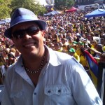 Yova Rodríguez: el mensajero de la salsa le canta al Callao