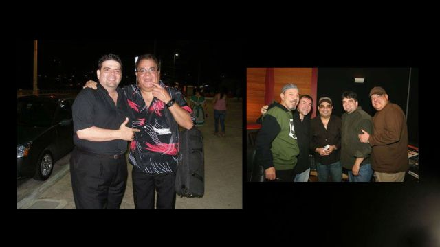 Édgard Nevárez, Gilberto Santa Rosa y Luis Omar Sanabria se pronunciaron en sus cuentas de Facebook. (Fotos: Facebook/Édgard Nevárez/Eduardo Livia)