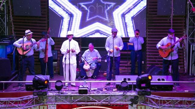 Los músicos estarán en nuestra capital hasta el lunes de la próxima semana. (Foto: Narbo Peralta)