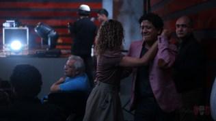 Omar Córdova junto a su hermana Ivonne, encargados de la organización del show del Septeto Nacional. (Foto: Salserísimo Perú)