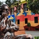 Héctor Lavoe: su estatua en tamaño real en el Callao [GALERÍA]