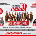 Serenata al Callao: El Gran Combo, NG2 y Zaperoko estarán presentes