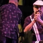 Quique Lucca: Sonora Ponceña dio concierto con el luto de su fundador