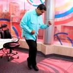 Nicolás Maduro estrena programa de salsa y dedica canciones a opositores
