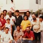 La fanática que sacó de apuros al famoso grupo Irakere en Lima