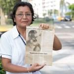 """Noemí Herrera: """"Siento que Maelo se despidió de mí"""""""