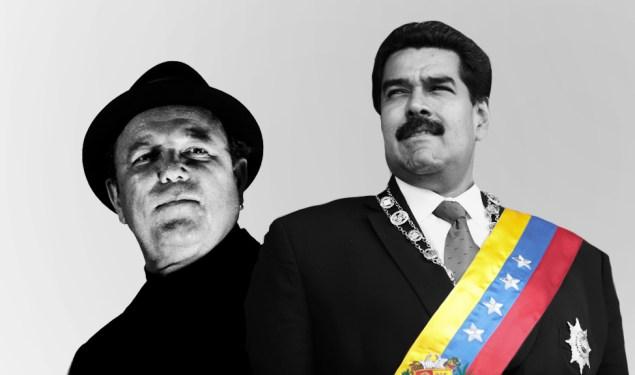 """Blades a Maduro: """"Parece que solo puede ver una clase de tiburón"""""""