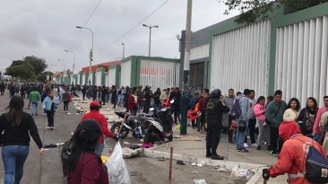 Máximo 4 entradas por persona es lo que ha establecido el Gobierno Regional del Callao. (Foto: Salserísimo Perú)