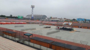 La zona de cancha fue la primera se acabó el día que se inició la venta de entradas. (Foto: Gobierno Regional del Callao)