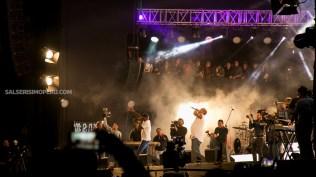 Los 4 de Cuba y su sonido pegajoso hicieron bailar a los asistentes. (Foto: Antonio Alvarez F./Salserísimo Perú)