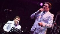 Bobby Cruz y Richie Ray destacaron, como siempre, con su repertorio. (Foto: Facebook/IsidroInfanteII)