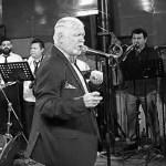 Cano Estremera y Ray Sepúlveda en el 53 aniversario de La Perla