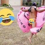 Zaperoko: Dieghorá corre desnudo por ascenso del Sport Boys