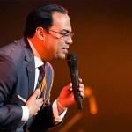 Gilberto Santa Rosa y la sinfónica de Caldas invitan al mundo a que cante