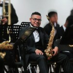 Un saxo para Kenny Medina: con dos soles podrás gozar con varias orquestas