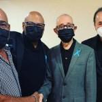 Cano Estremera: sus colegas le dieron el último adiós