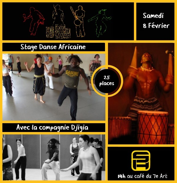 Sals'heroes - danse africaine