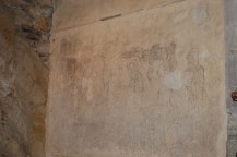 Byron left his mark here, the little vandal!