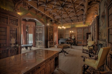 Library, Abbotsford House