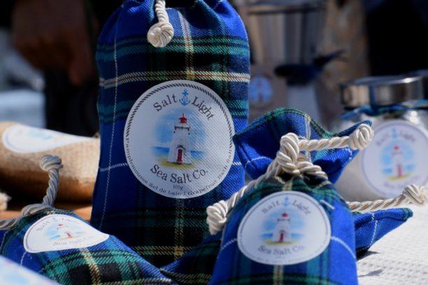 Salt and Light Sea Salt Co. Bath Salt.  Nova Scotia