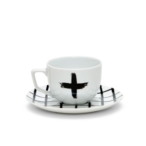 PAINT Teacup and Saucer