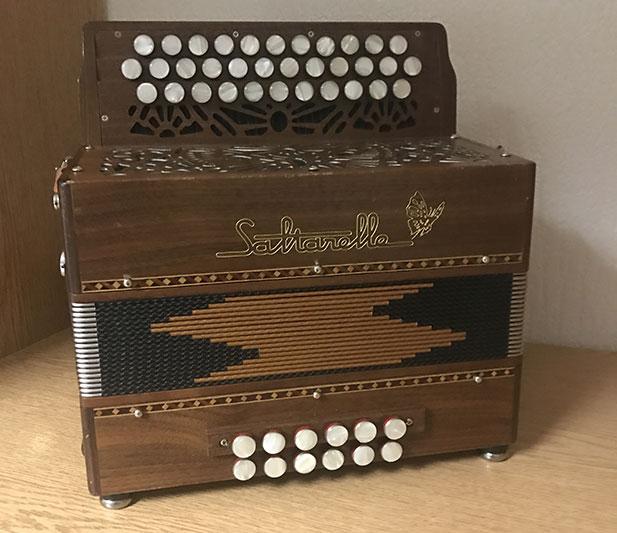 accordeons saltarelle