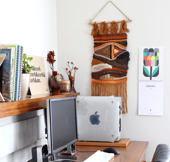 Workplace desk work | Saltbush Avenue