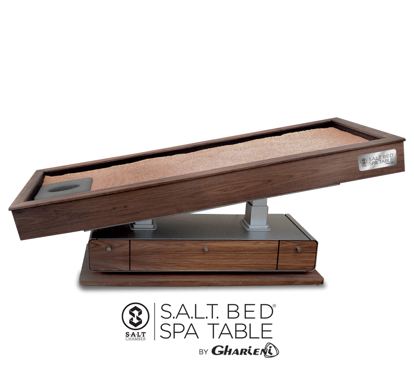 S.A.L.T. Bed®  Spa Table™