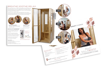 booth brochure MULTI S.A.L.T. Booth®
