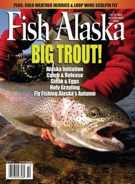 Sport Fishing Magazine Cover