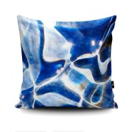 Cushion featuring Cornish ripples II
