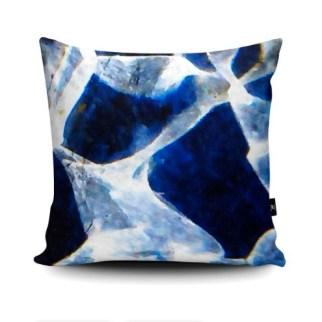 Cushion featuring Cornish ripples III