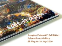 Imagine Falmouth Exhibition dates in 2016