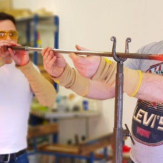 Extra Sunday Glassmaking Course