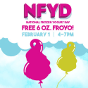 FREE Fro-Yo at Menchies!