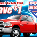 Utah Auto Expo Discounted Tickets