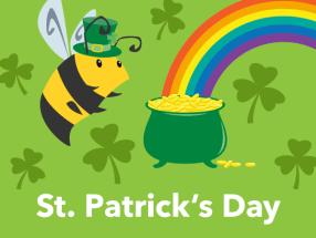 Kids Saint Patrick's Day Discovery Gateway