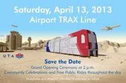 Trax Airport Opening