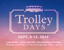 trolley days