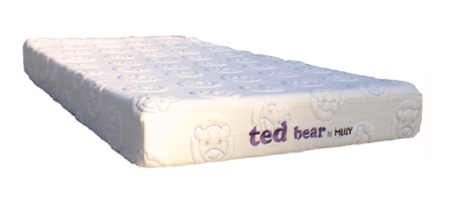 Mlily S New 100 Toxin Free 6 Ted Bear Memory Foam Mattress Is On The Cutting Edge Of Technology Its Top 2 And 4 More Inches